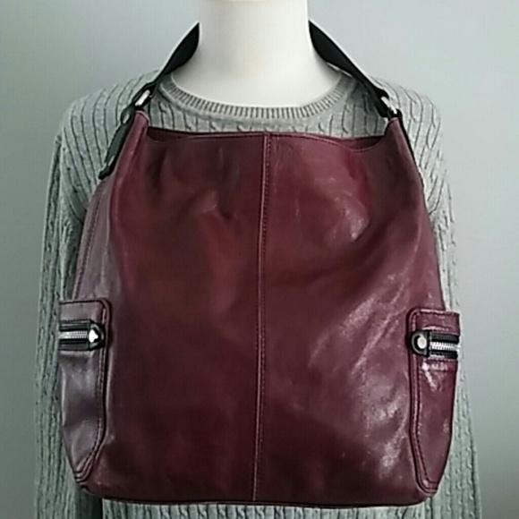 9810089718e Tano Bags   Leather Bucketstyle Hobo Bag   Poshmark